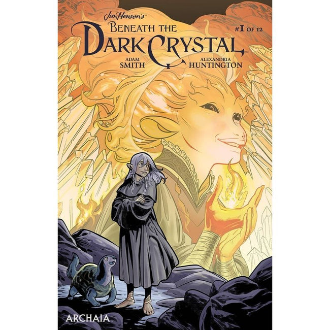 JIM HENSONS BENEATH THE DARK CRYSTAL #1
