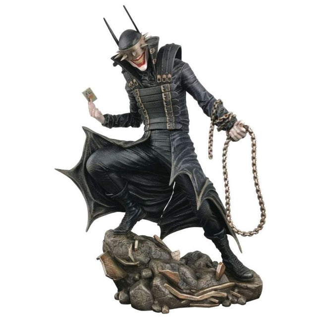 BATMAN WHO LAUGHS PVC STATUE