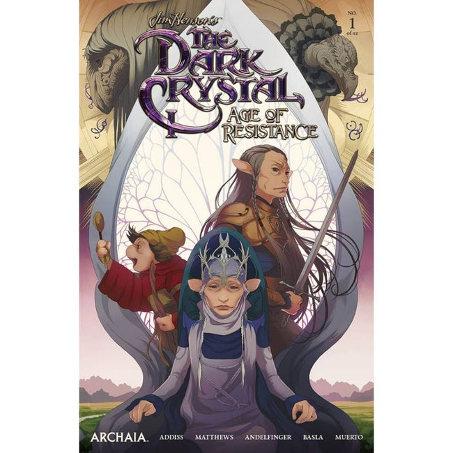 JIM HENSONS DARK CRYSTAL AGE OF RESISTANCE #1