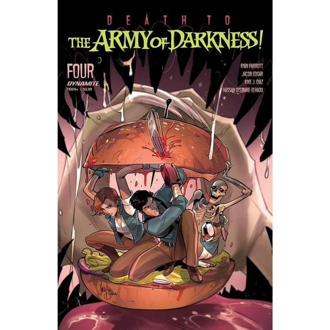 DEATH TO ARMY OF DARKNESS #4 CVR C ANDOLFO