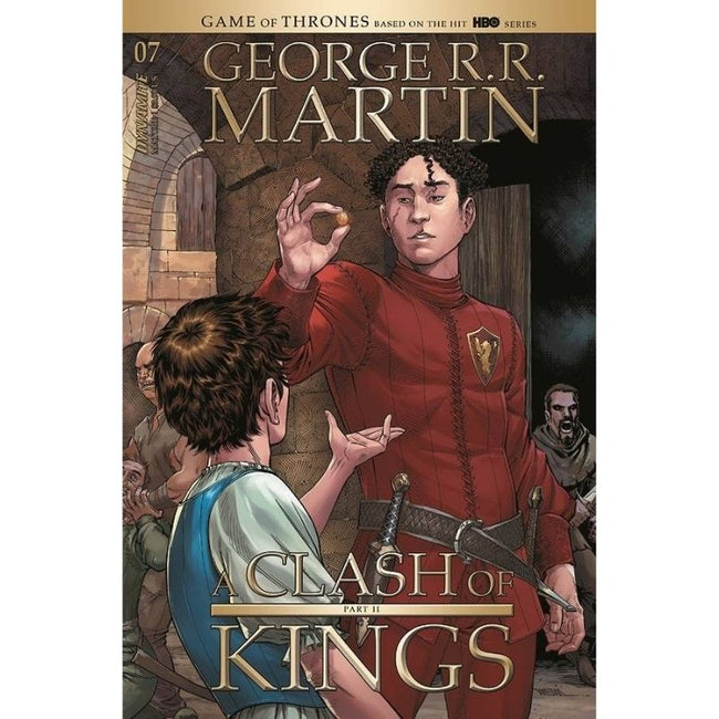 GEORGE RR MARTIN A CLASH OF KINGS #7 CVR A MILLER