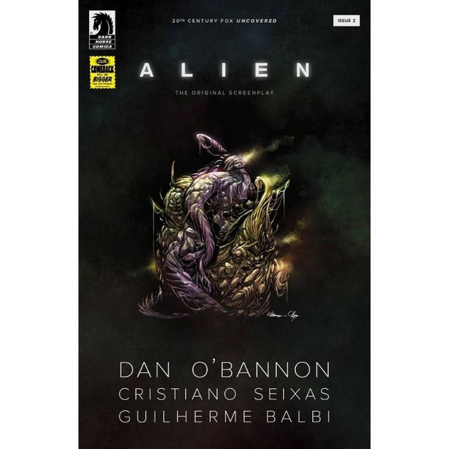 ALIEN ORIGINAL SCREENPLAY #2 (OF 5) CVR A BALBI