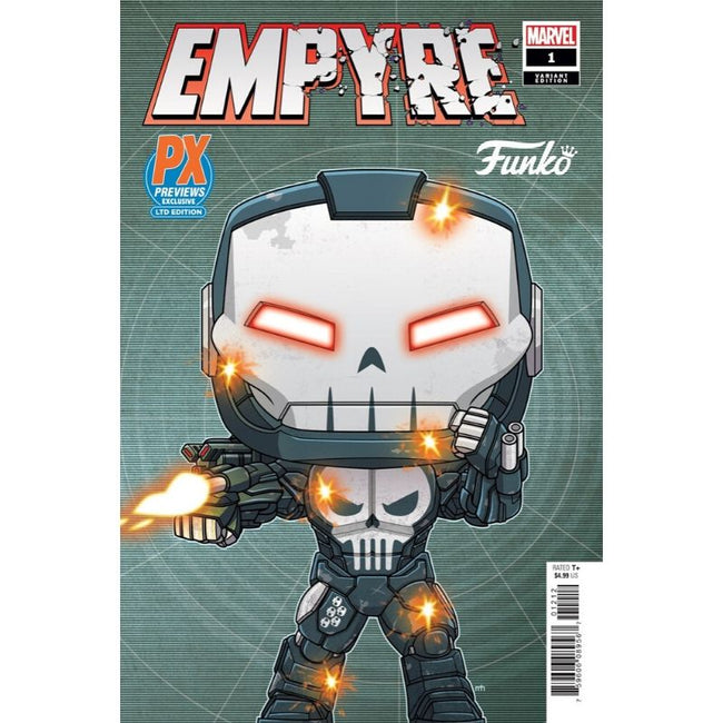 EMPYRE #1 [PX Previews Funko Variant Cover]