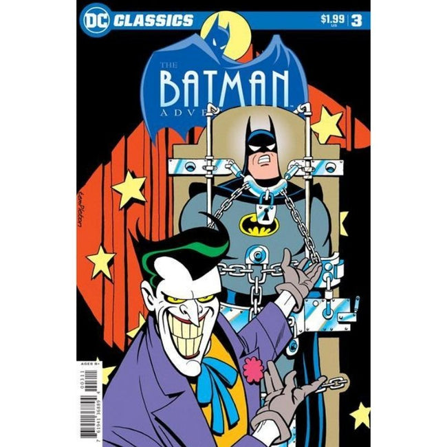 DC CLASSICS THE BATMAN ADVENTURES #3