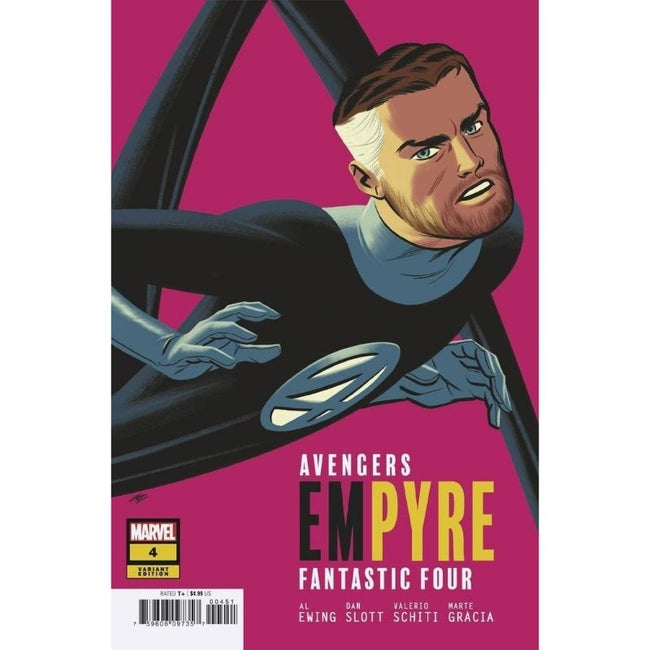 EMPYRE #4 (OF 6) MICHAEL CHO FF VAR