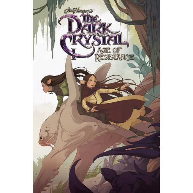 JIM HENSONS DARK CRYSTAL AGE OF RESISTANCE #2