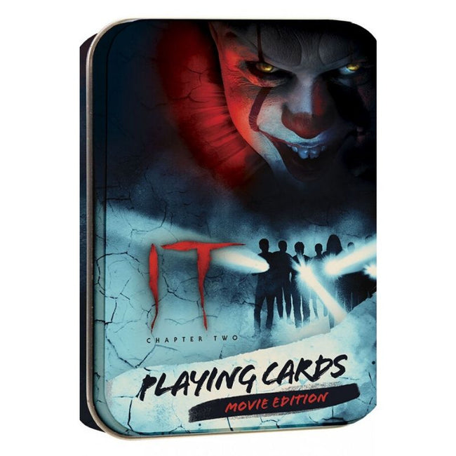 IT Playing Cards Single Deck (Tin)