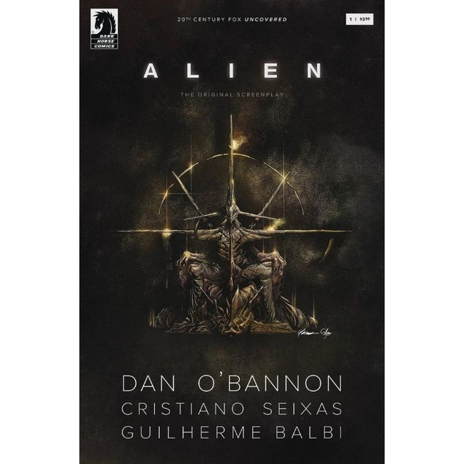 ALIEN ORIGINAL SCREENPLAY #1 (OF 5) CVR A BALBI