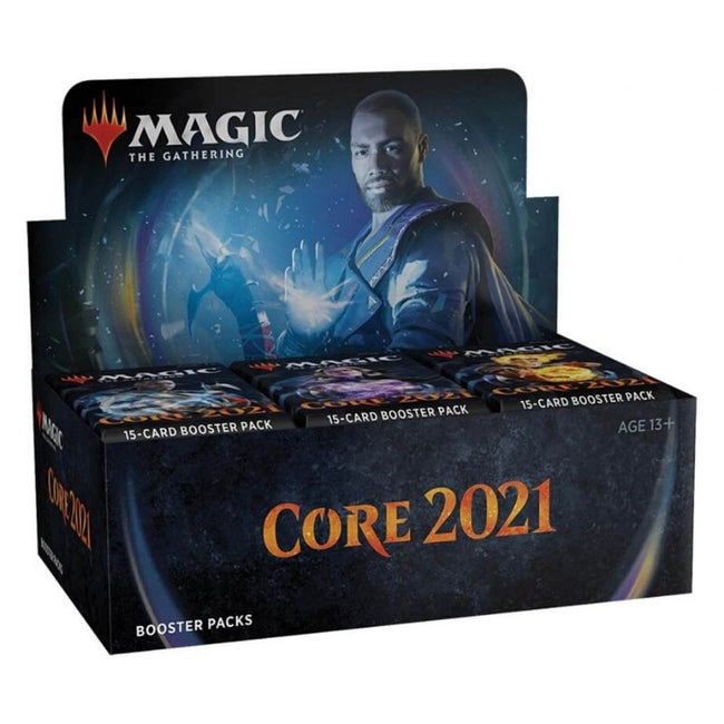 MAGIC: THE GATHERING Core 2021 - Draft Booster Packs