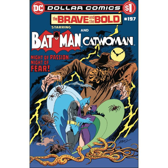 DOLLAR COMICS THE BRAVE AND THE BOLD PRESENTS BATMAN AND CATWOMAN #197