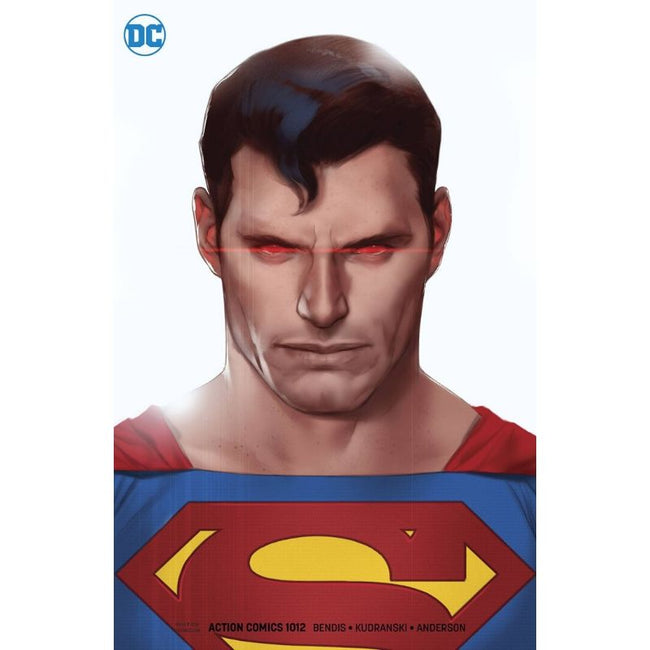 ACTION COMICS #1012 BEN OLIVER VARIANT