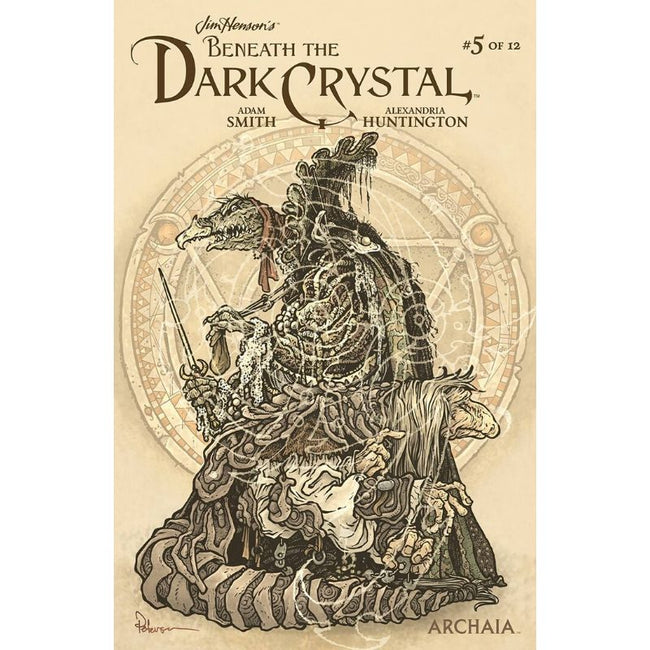 JIM HENSONS BENEATH THE DARK CRYSTAL #5