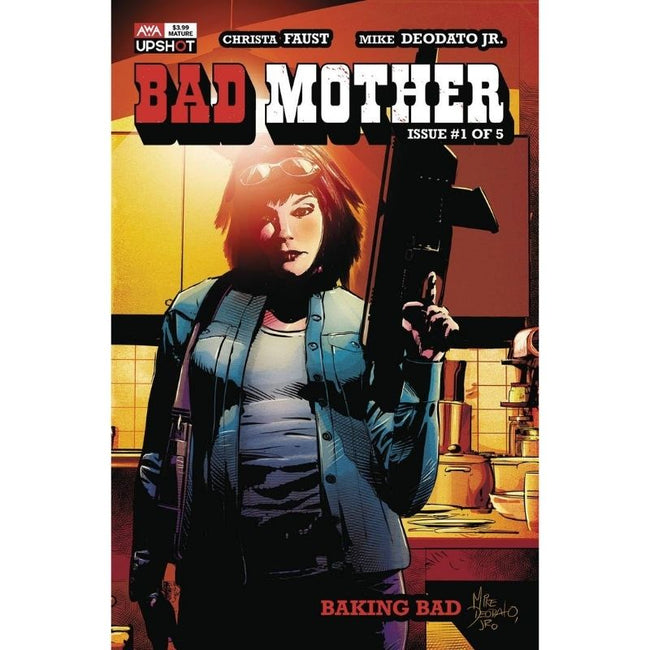 BAD MOTHER #1 CVR A