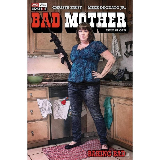 BAD MOTHER #1 (OF 5) CVR B BRADSTREET