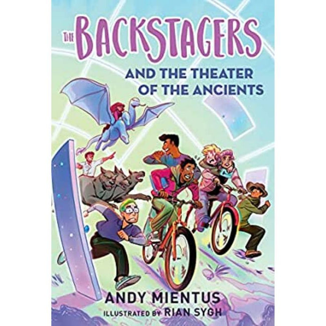 BACKSTAGERS ILLUS SC NOVEL VOL 02 THEATER OF ANCIENTS