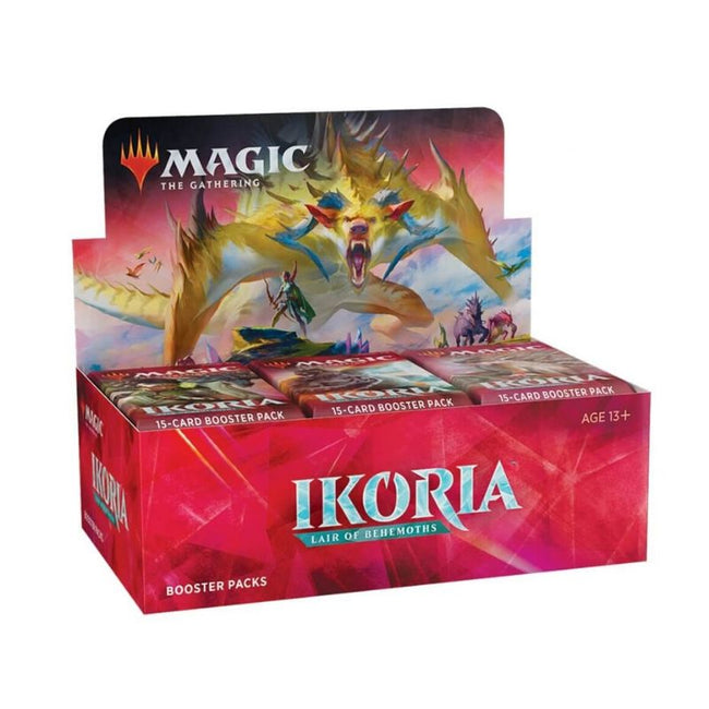MAGIC: THE GATHERING IKORIA LAIR OF BEHEMOTHS BOOSTER PACK