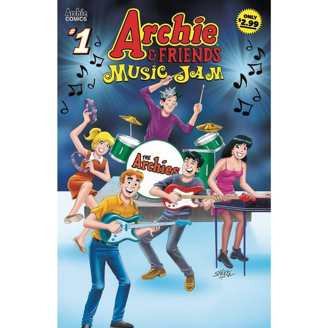 ARCHIE AND FRIENDS MUSIC JAM #1