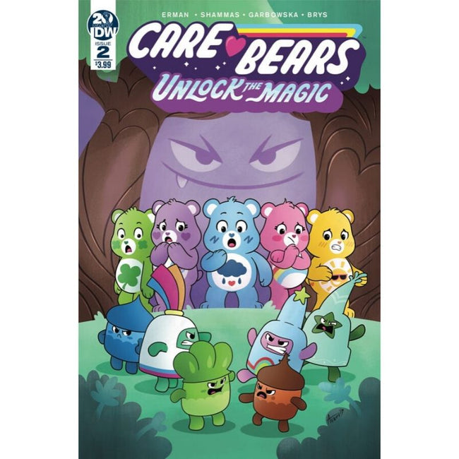 CARE BEARS UNLOCK THE MAGIC #2 (OF 3)
