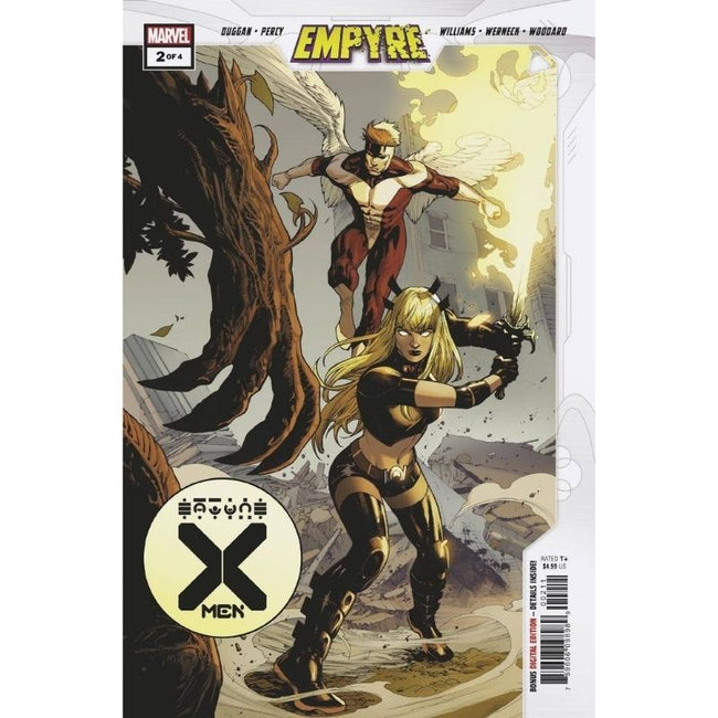 EMPYRE X-MEN #2 (OF 4)