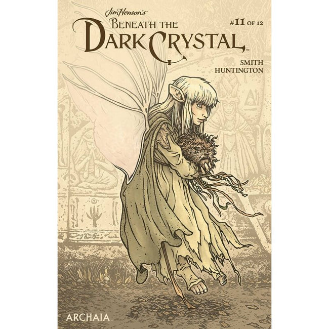 JIM HENSONS BENEATH THE DARK CRYSTAL #11