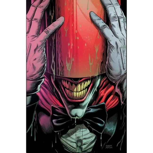 BATMAN THREE JOKERS #1 (OF 3) Premium Variant A (Red Hood)