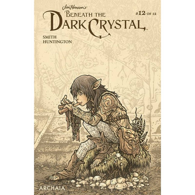 JIM HENSONS BENEATH THE DARK CRYSTAL #12