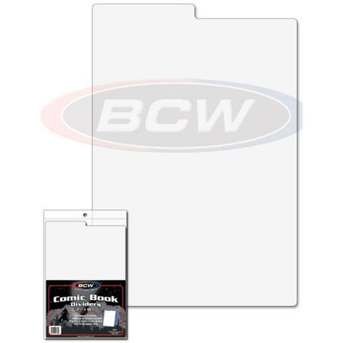 BCW TOPLOAD HOLDER CURENT COMIC BOOK - SINGLE