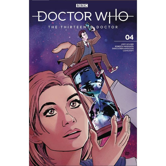 DOCTOR WHO 13TH SEASON TWO #4 CVR A ANWAR