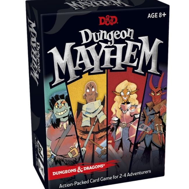 DUNGEONS AND DRAGONS - DUNGEON MAYHEM