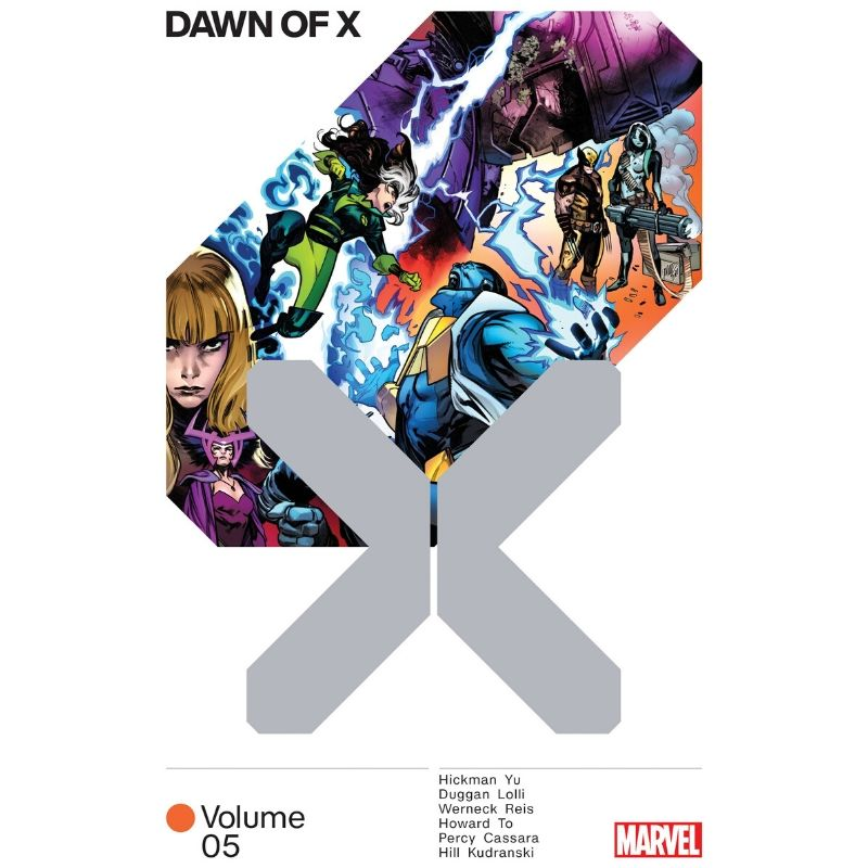 DAWN OF X TP VOL 05