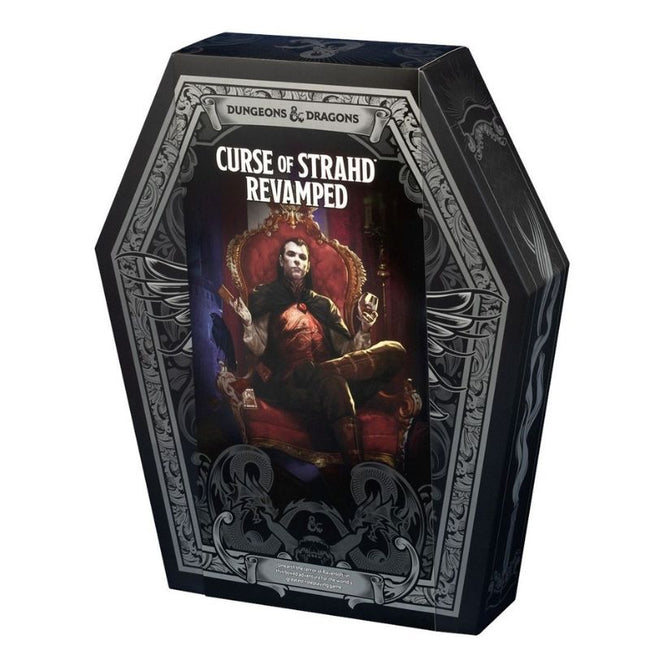 DUNGEONS AND DRAGONS -  Curse of Strahd: Revamped