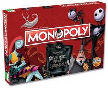 MONOPOLY NIGHTMARE BEFORE CHRISTMAS