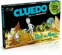 CLUEDO RICK AND MORTY