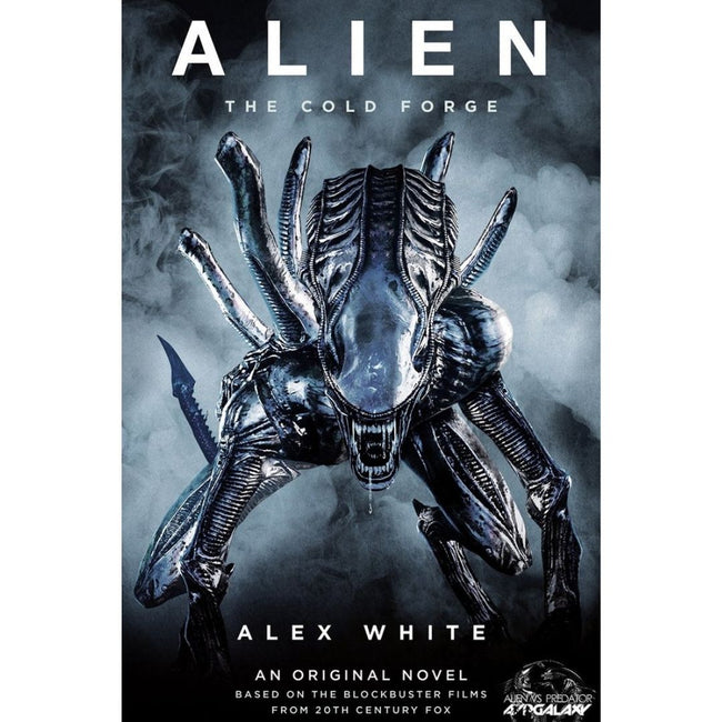Alien: The Cold Forge TP novel