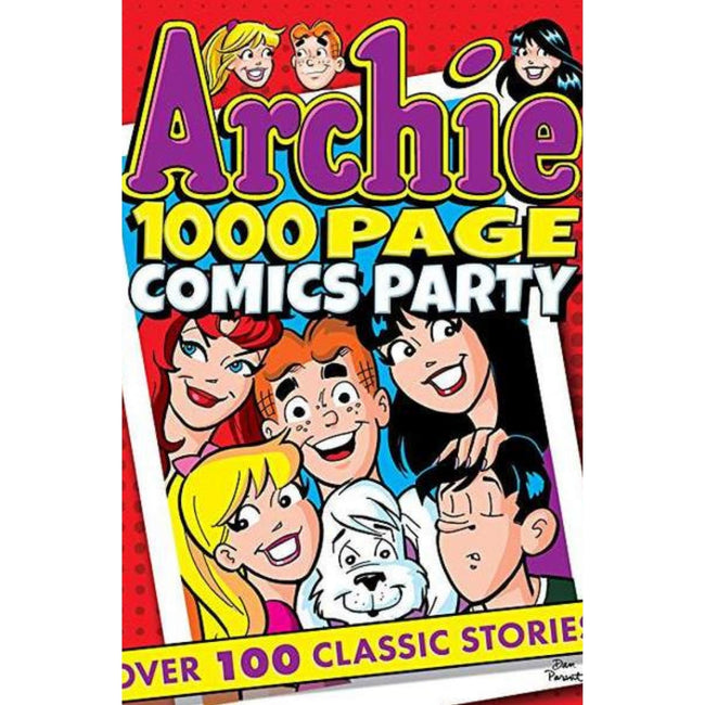 ARCHIE 1000 PAGE COMICS PARTY TP