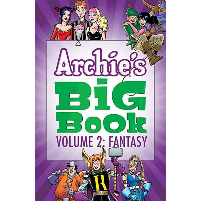 ARCHIE'S BIG BOOK TP VOL 2: FANTASY