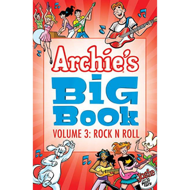 ARCHIE'S BIG BOOK TP VOL 3: ROCK 'N' ROLL