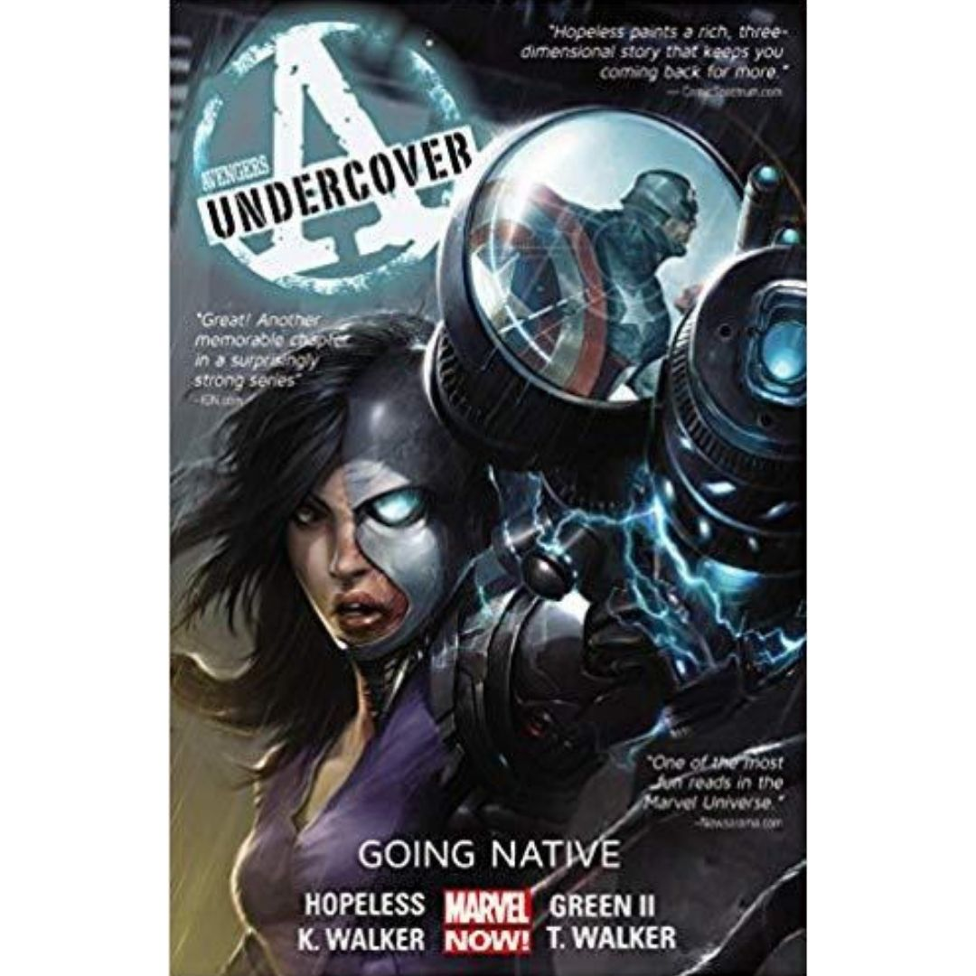 AVENGERS UNDERCOVER TP VOL 02 GOING NATIVE