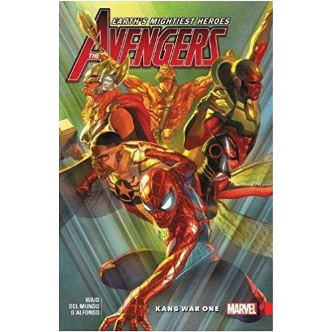 AVENGERS UNLEASHED TP VOL 01 KANG WAR ONE