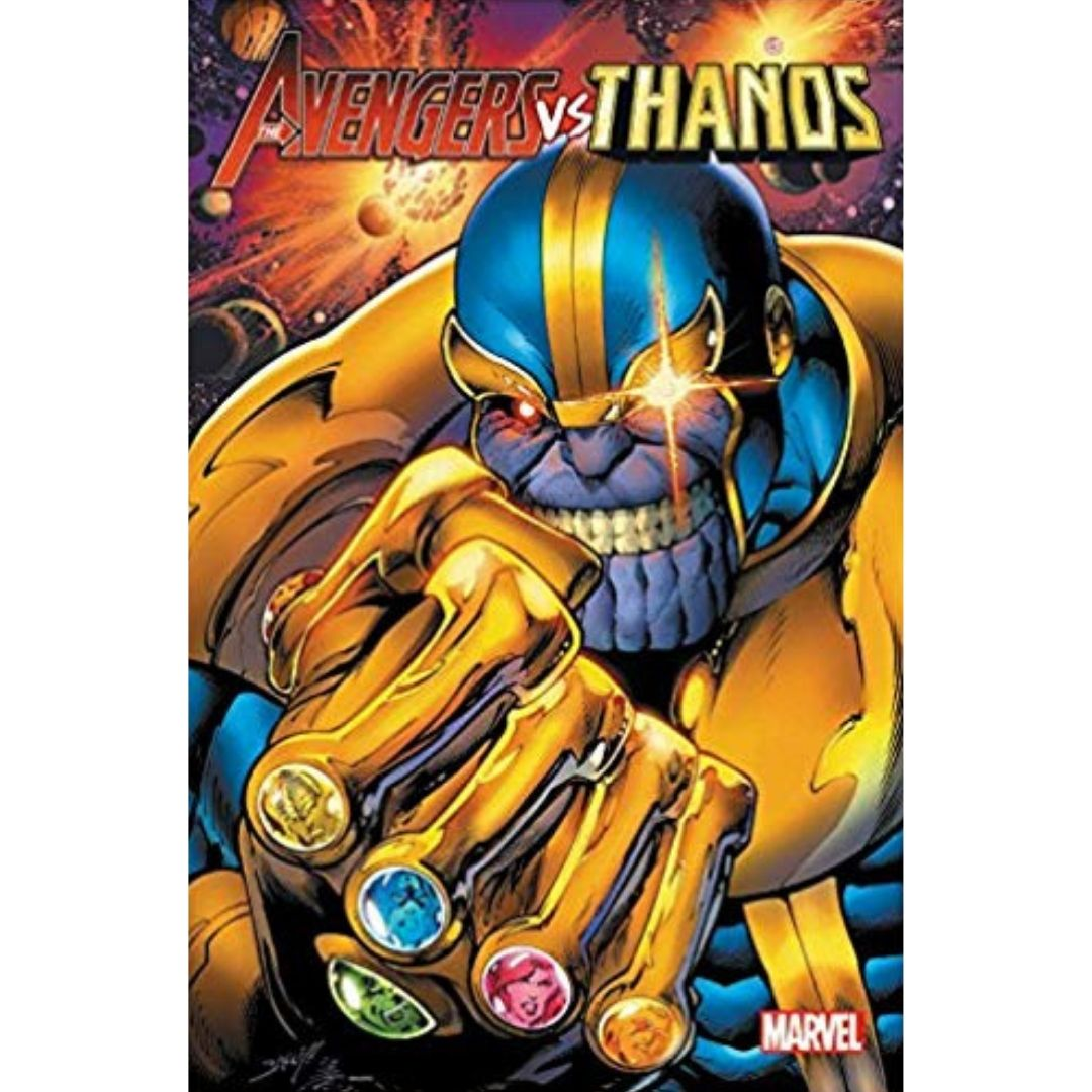 AVENGERS VS THANOS DIGEST TP