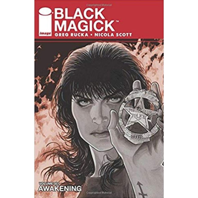 BLACK MAGICK TP VOL 01 AWAKENING