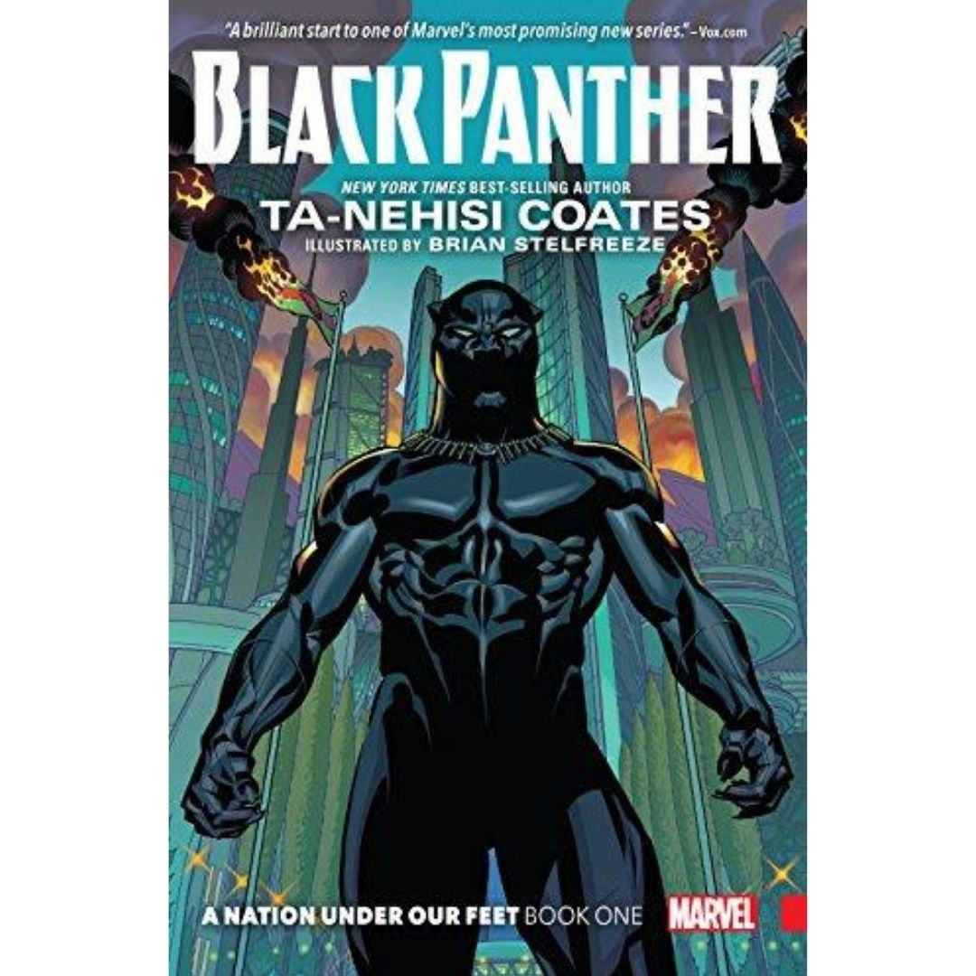 BLACK PANTHER TP VOL 01 NATION UNDER OUR FEET
