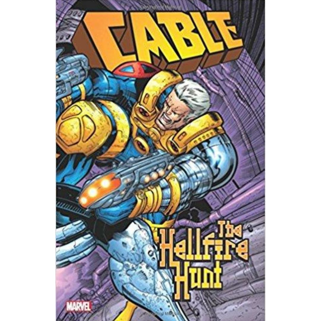 CABLE HELLFIRE HUNT TP