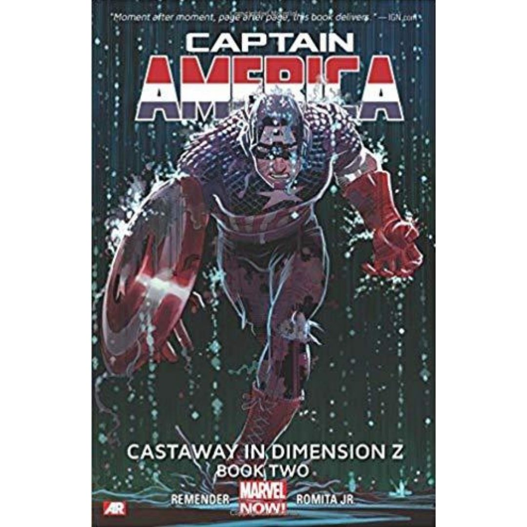 CAPTAIN AMERICA TP VOL 02 CASTAWAY DIMENSION Z BOOK 2