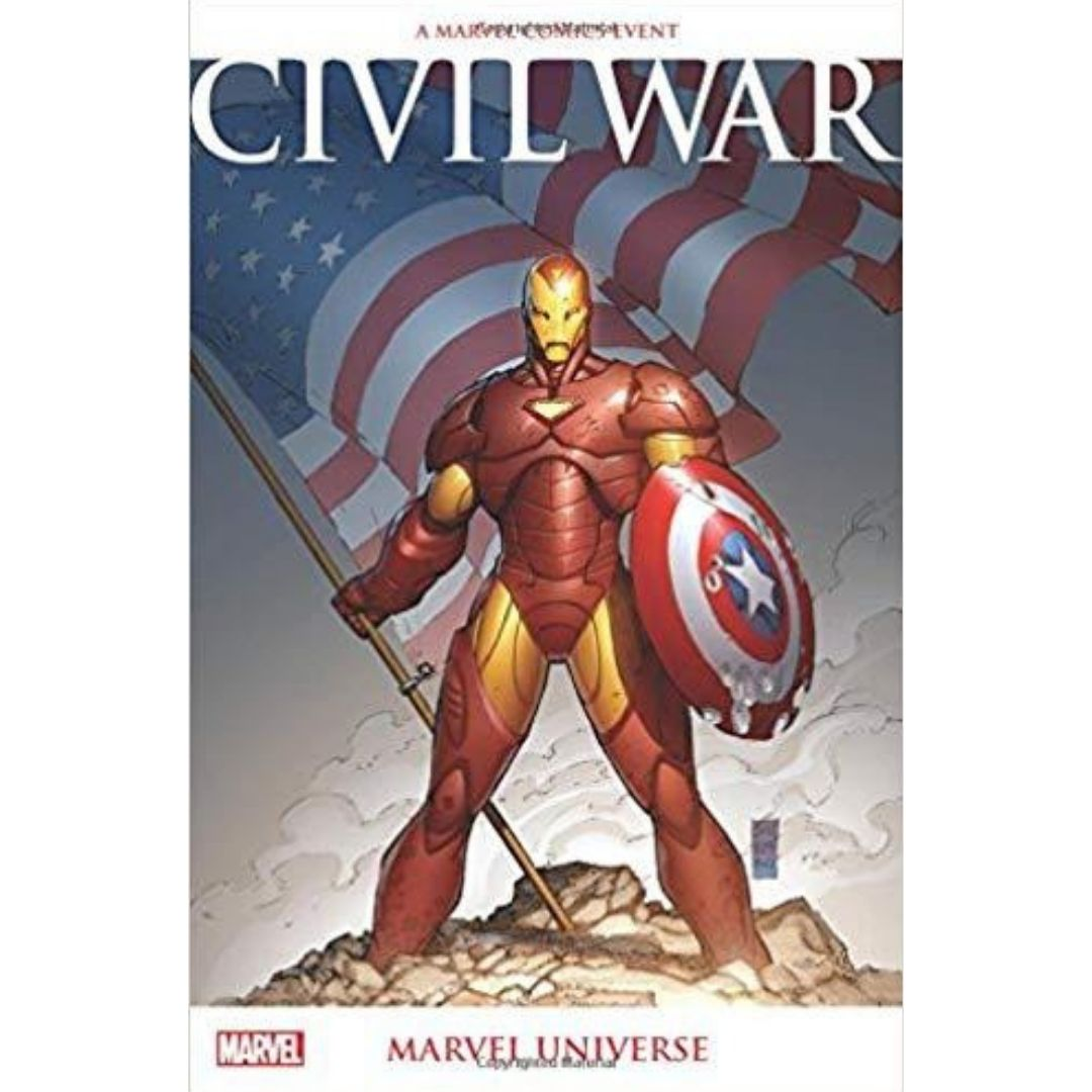 CIVIL WAR MARVEL UNIVERSE TP
