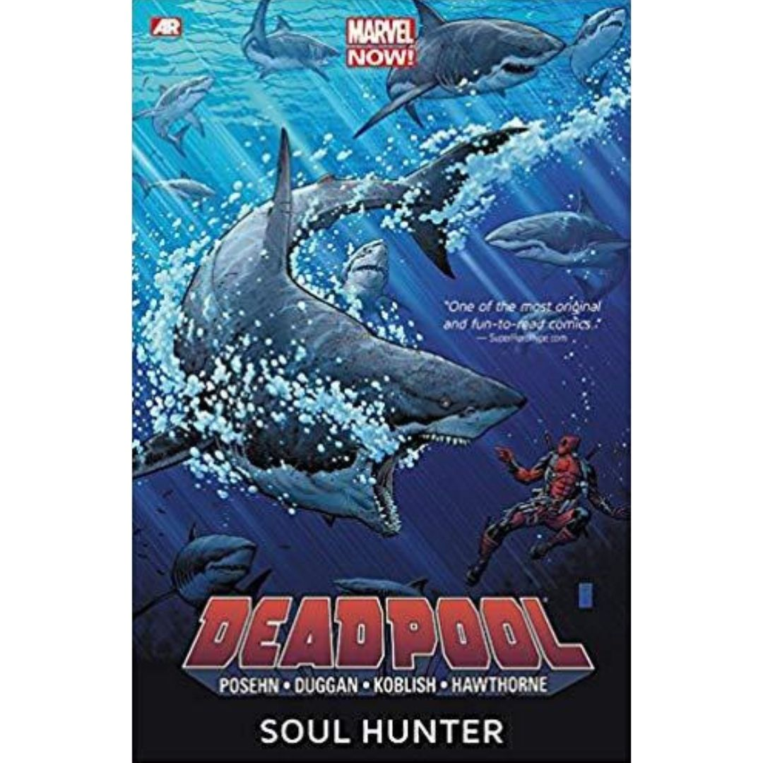 DEADPOOL TP VOL 02 SOUL HUNTER NOW