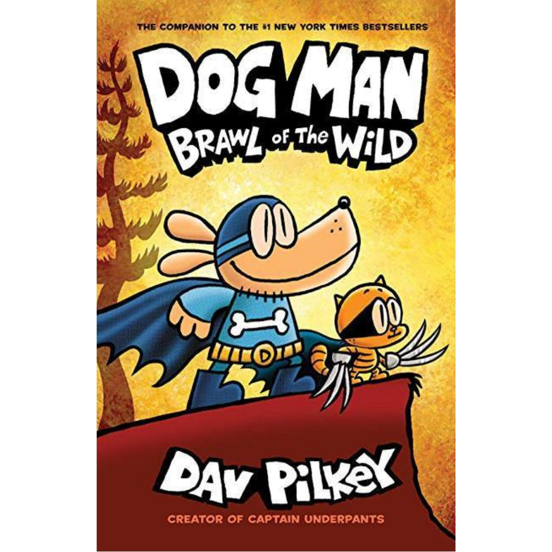DOG MAN VOL 6 BRAWL OF THE WILD