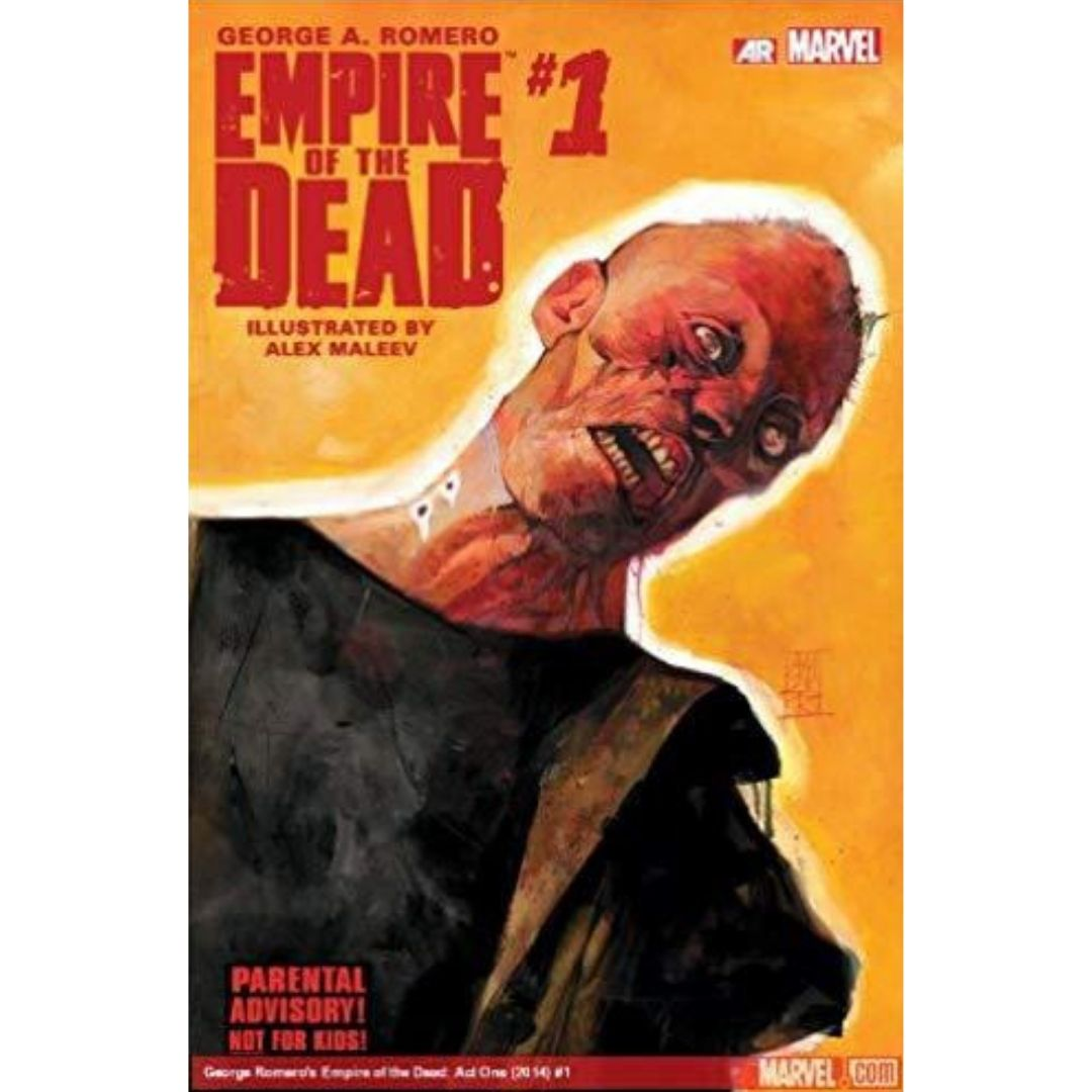 GEORGE ROMEROS EMPIRE OF THE DEAD TP ACT ONE