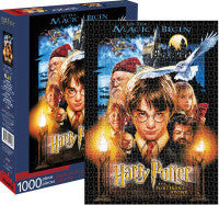 HARRY POTTER AND THE SORCERERS STONE PUZZLE 1000 PIECES