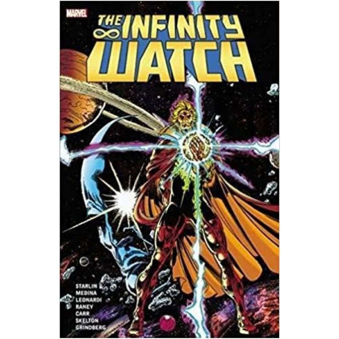 INFINITY WATCH TP VOL 01
